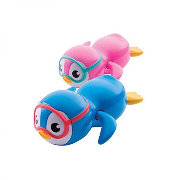 pingüino nadador