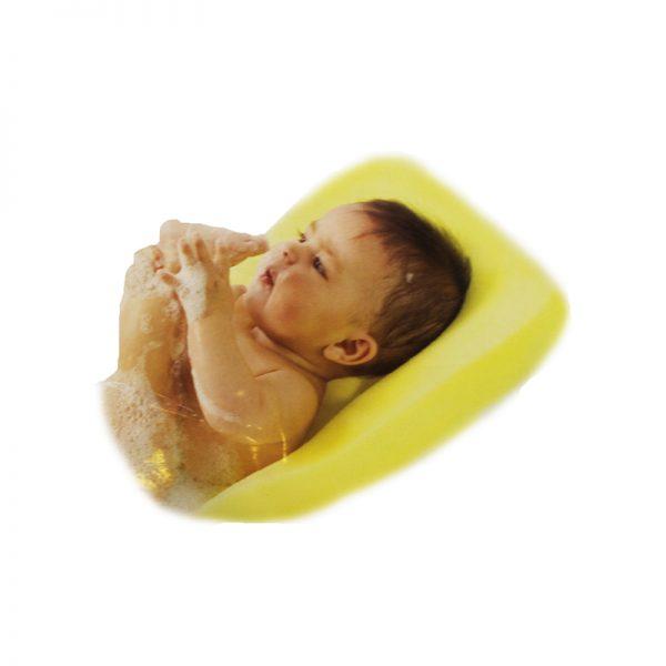 Esponja para bañera verde