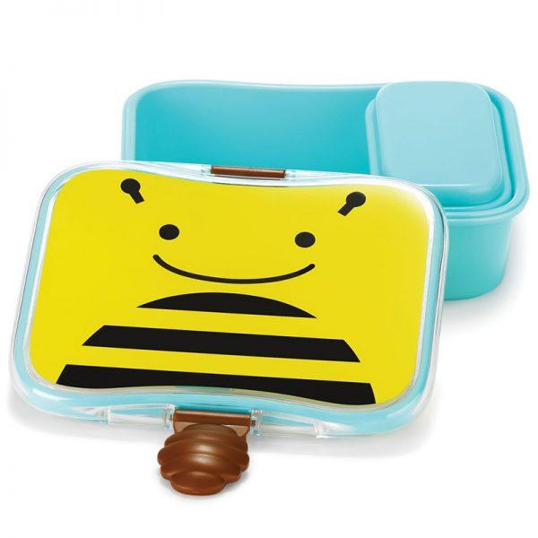 Set de envase para lonchera abeja