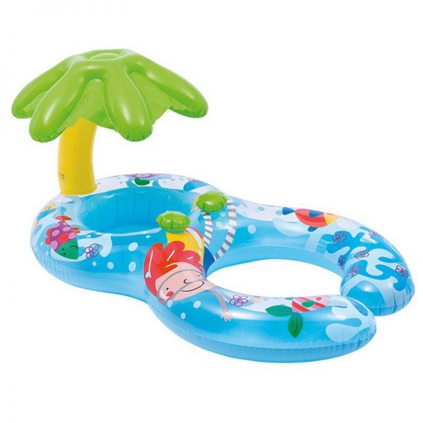 Mi primer flotador de natación Intex