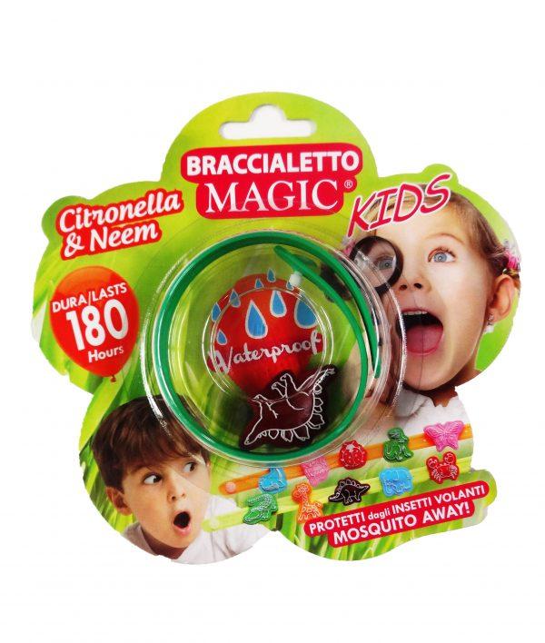 Brazalete anti zancudos Brand Italia