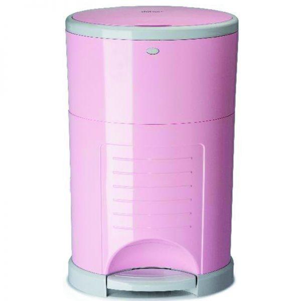 Dekor Plus basurero rosa para pañales