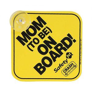 Letrero de espuma Bebé a bordo Safety 1st