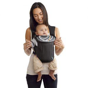 Canguro infant carrier creamsicle Evenflo