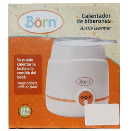Calentador de biberones Born