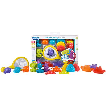 Set de Baño 16 piezas Playgro