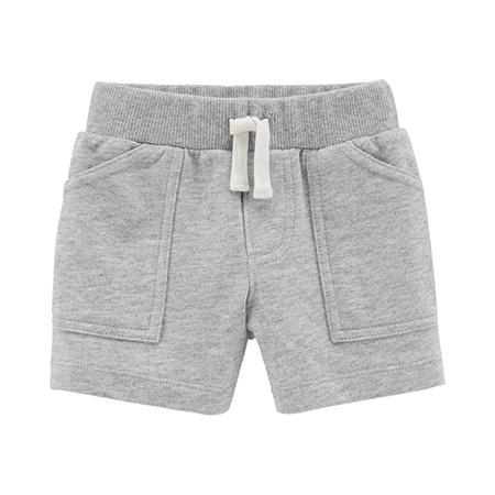 Short gris para niño 3 meses carter´s