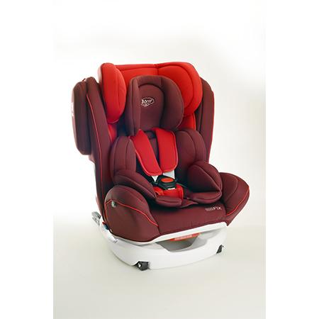 DLX asiento de auto Born con Isofix grupo  0,1,2,3./0-36kg