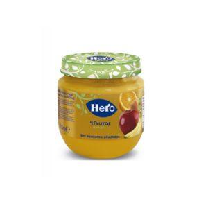Colado Hero Baby 4 Frutas 115G