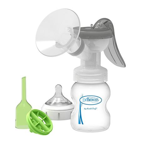 Extractor de leche manual Dr. Brown´s