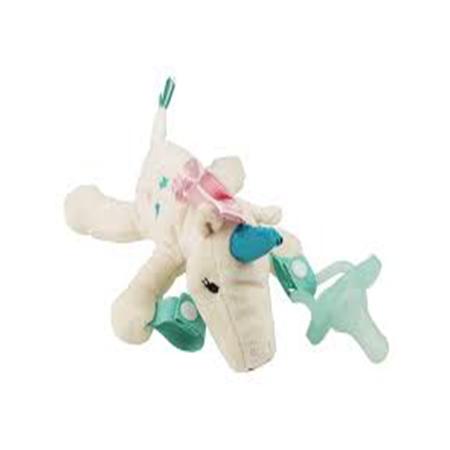 Lovey unicornio sujetador de pepes Dr. Brown´s