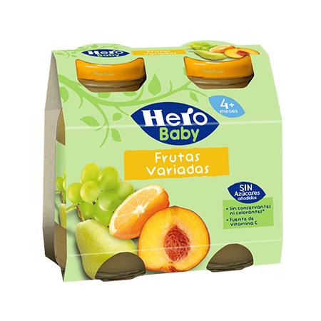 Baby Zumitos Frutas variadas x2
