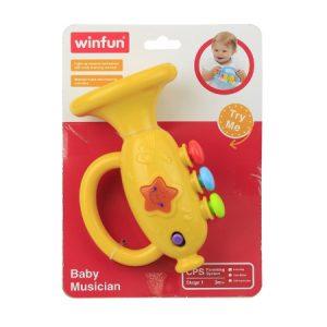 Winfun- Trompeta  Bebé