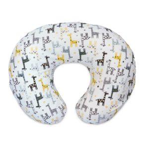 Boppy – Cobertor de Almohada de Lactancia de Jirafa Gris
