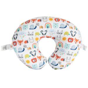 Boppy – Cobertor para Almohada de Animales Colorido
