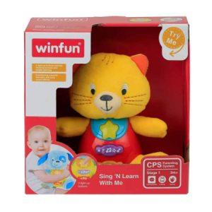 Winfun – Canta y Aprende conmigo Gatito