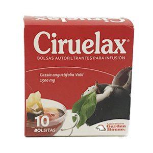 Ciruelax Te 10 Unidades